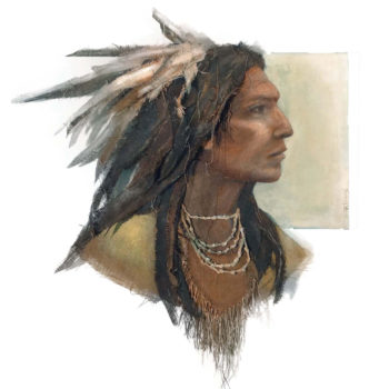 August Native American II (1)