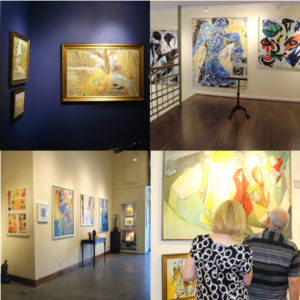CURRENT EXHIBITIONS at Stephanie's