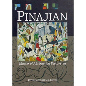 Pinajian Master of Abstraction Discovered 1914-1999 book