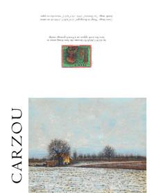 Jean Carzou's Exhibition