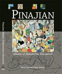 Arthur Pinajian Art book