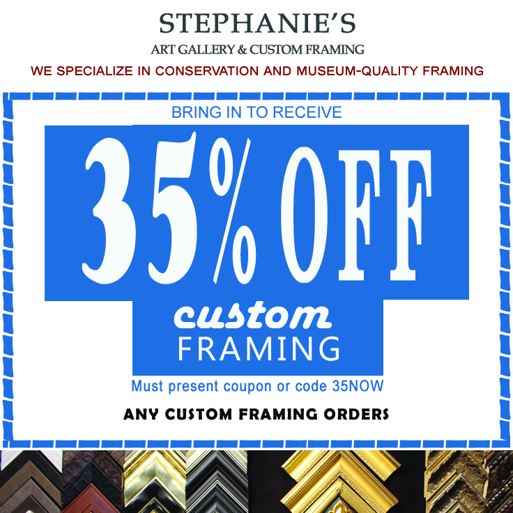 Art gallery frames discount coupon