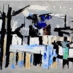 Arthur Pinajian, Untitled 382, 24x33, oil on canvas