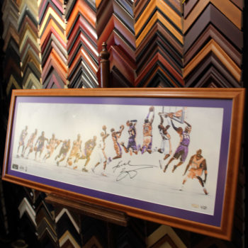 Stephanie's Gallery in lendale, CA Custom Framing 11