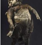 Emil Kazaz, Angel of Flower, 2009, 27x29x35 in., bronze