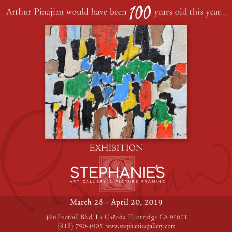 Arthur Pinajian 100 years Social posting copy