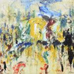 Arthur Pinajian , No. 416 , 12x16 in, oil on canvas 1967