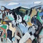 Arthur Pinajian , No. 4389, 25x28 inches, , oil on canvas